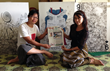 Paula Tin Nyo, founder of Yone Arts and Brang Li – March 2014