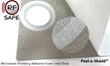 RF Safe Peel-n-Shield™ Microwave Shielding Adhesive Foam 1mm Thick