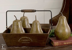 uttermost pears in basket 19170 Accessories