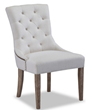 AFD AHC-64323-1111 Linen Side Chair