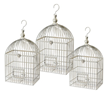 Sterling Lighting VINTAGE DECORATIVE BIRD CAGE 125-045