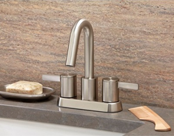 Amalfi Danze D301030 Two Handle Centerset Lavatory Faucet