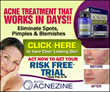 Revitol Acnezine Skin Care Management System Clears Acne in Weeks Now...