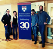 Santander Venture Award winners also celebrate the 30 -year anniversary of Wharton's Lauder Institute.