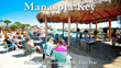 Live music and Tiki Bars attract Manasota Key Florida vacationers