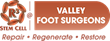 Valley Foot Surgeons Joins R3 Stem Cell, Now Offering Stem Cell...