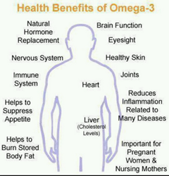 Health Benefits of Best Omega-3 Supplement