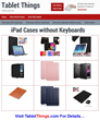 Best iPad Air Cases without Bluetooth Keyboards