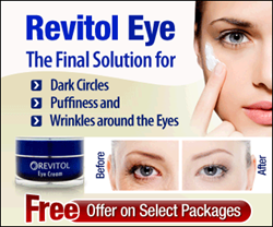 Revitol Eye Cream The Final Solution For Dark Circles Puffiness
