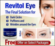 Revitol Eye Cream, the Final Solution for Dark Circles, Puffiness and...