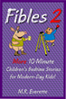 New eBook Fibles 2 Distills More of Aesop's Fables Into Short Stories...