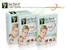 get rid of cold sores fast review