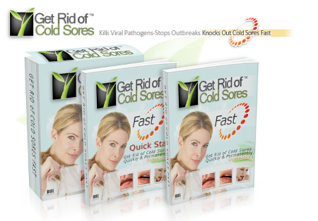 Get Rid of Cold Sores Fast Review | Discover Ellie Gadsby's Home