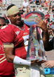 Jameis Winston - 2013 CFPA National Performer of the Year Trophy
