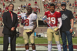CFPA Executive Director Brad Smith, Levonte Whitfield, Roberto Aguayo, and Dustin Hopkins
