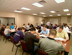 Narconon Arrowhead courseroom