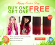 Uniwigs Launched a Buy One Get One Free Activity to Celebrate the...