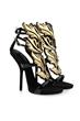 oasap sandals, fashion sandals, peeptoe sandals