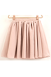 oasap skirt, fashion skirt, candy color skirt, mini skirt