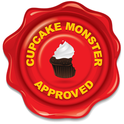 cupcake monster approved
