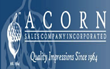 ACORN Sales Waives Shipping Charges On the Purchase of Specialty Gift...