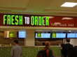 Fine Fast Concept Fresh To Order at the ATL Airport