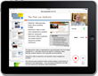Knovio Mobile makes it easy to create video-enhanced presentations using the built-in multimedia capabilities of the iPad