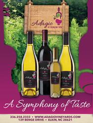 Adagio Vineyards Grand Opening, Adagio Vineyards, North Carolina Winery