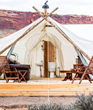 Glamping Under the Stars in Canyon Country