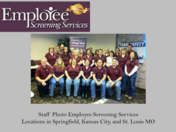 Drug Testing Kansas City Staff - Employee Screening Services