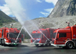 BAI VSAT 13000 S Fire Truck In Action