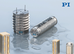 Waterproof and Oil-Proof Industrial Piezo Actuators for High Dynamic Position Control and Tough Environments