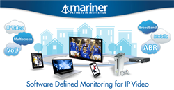 Software Defined Monitoring for IP Video