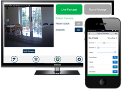 MyLiveGuard Adds Home Automation & Home Security Capability