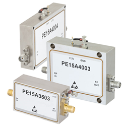 1 Watt and 2 Watt Broadband Amplifiers Up to 18 GHz