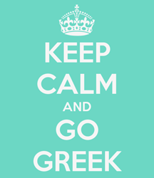 Greek rush, business, marketing