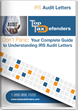 Top Tax Defenders Releases New eBook about IRS Audit Notices