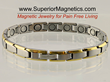 Pain Free Living Announced a New 5200 Gauss Magnetic Bracelet