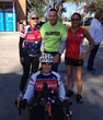 Paralyzed Veteran to Compete in Her First Triathlon