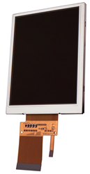 New 3.5-inch LCD Module for Handheld Products Shines Even at 100...