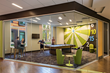 New, open, collaborative spaces at University Hall reflect today's college student's lifestyle