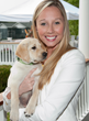 Guiding Eyes for the Blind's Volunteer of the Year, London Nielsen, will be honored at the 37th annual Guiding Eyes Golf Classic on June 9.