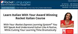rocket italian premium review