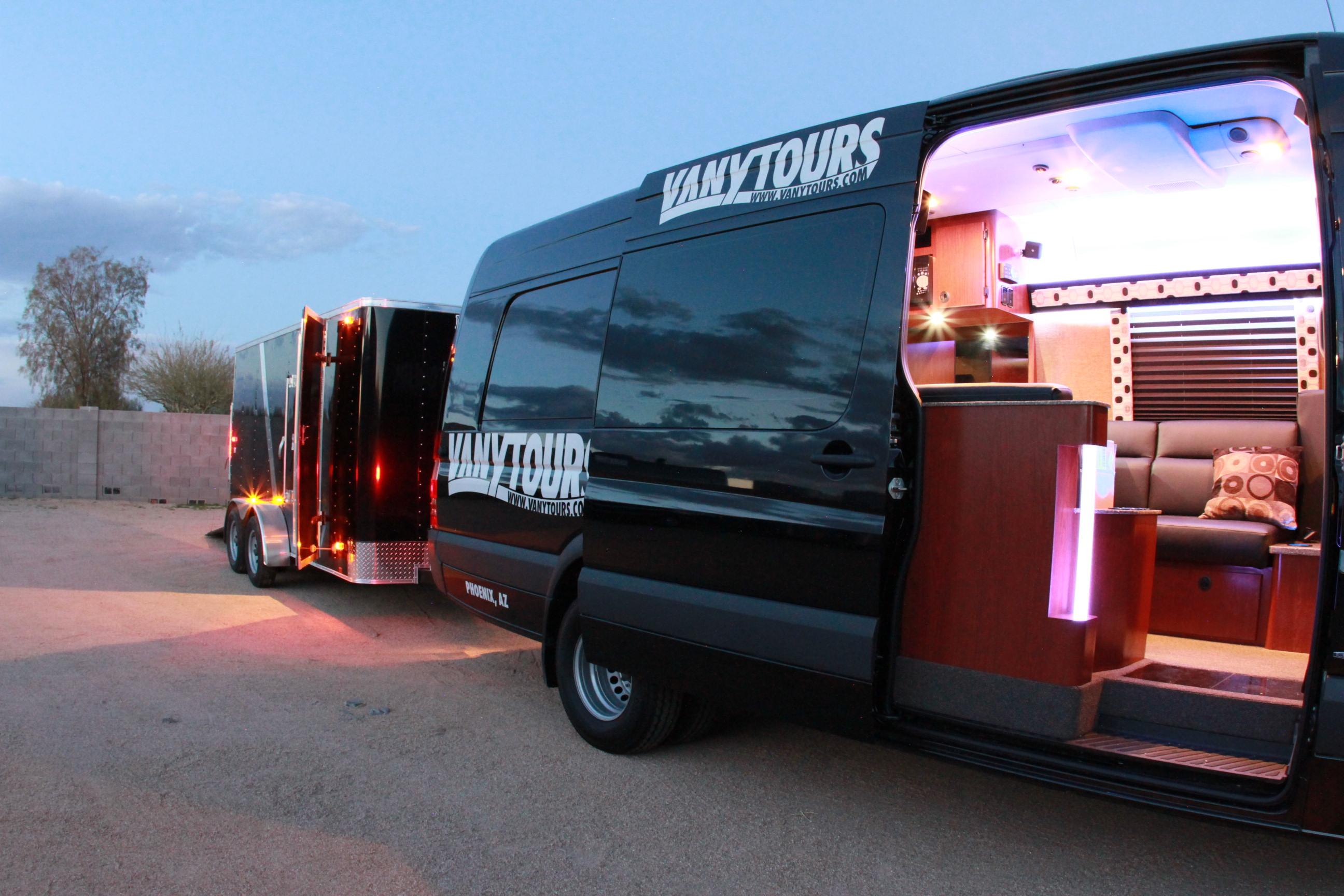 Tour Van Rental Nashville