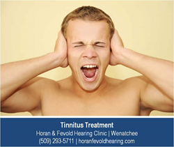 Tinnitus Therapy - Wenatchee WA - Horan & Fevold Hearing Clinic