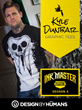 Design By Humans Partners With Contestant Kyle Dunbar From Ink Master
