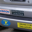 Try Custom Printed Bumper Stickers From Lancer Label This Spring