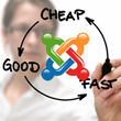 Best Cheap Joomla Hosting Awarded by BestHostingForJoomla.com