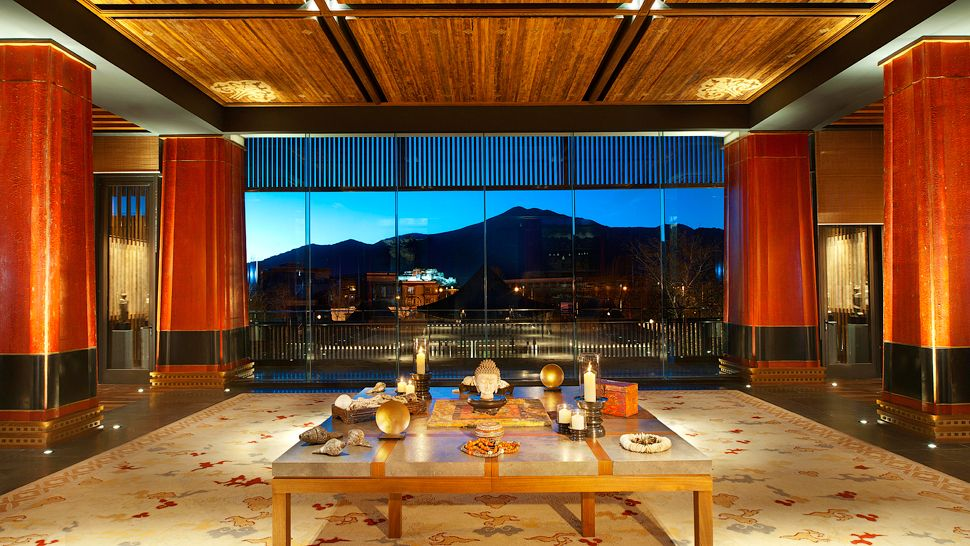 Tibet Travel Org Cits Names Top Five Luxury Hotels In Lhasa