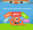 Easter Bonanza of Top-Level Domain Names from Easyspace